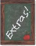 Extras Blackboard