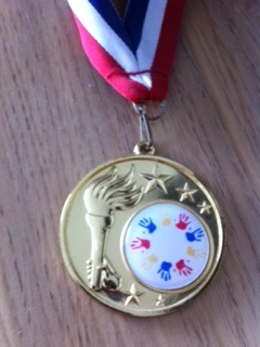 Sunbeams Sports Day Medal