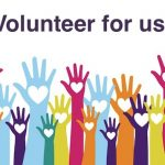 Do something amazing, volunteer for our Charity