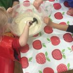 Pancake Fun at Sunbeams